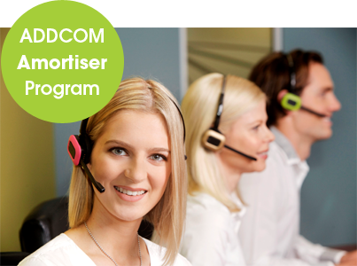 Rent your headsets through the Amortiser Program