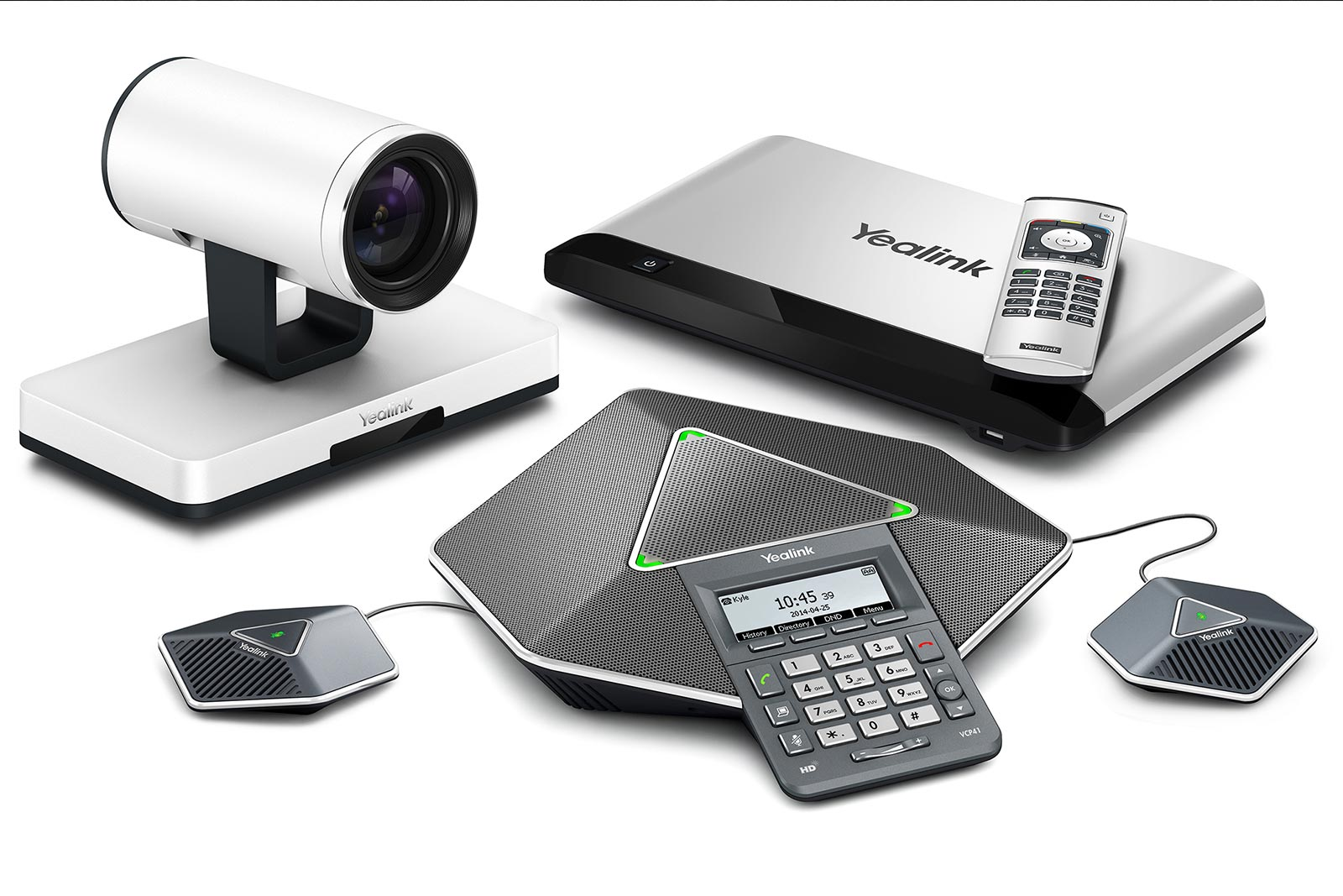 ADDCOM are now the authorised distributor for Yealink's